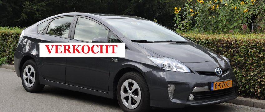 Toyota Prius 01 VERKOCHT
